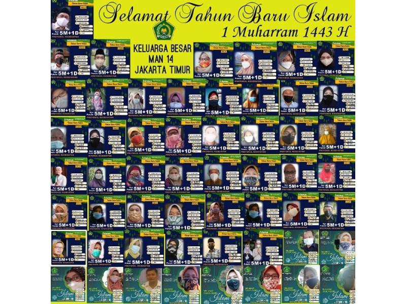 SEMARAK TAHUN BARU ISLAM 1423 H