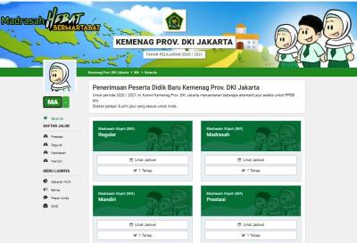 INFO PPDB (KANWIL KEMENAG PROV. DKI JAKARTA)